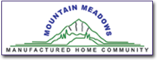 Mountain Meadows Manufactured Home community logo
